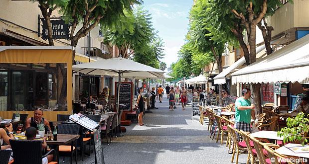 Alcudia shopping